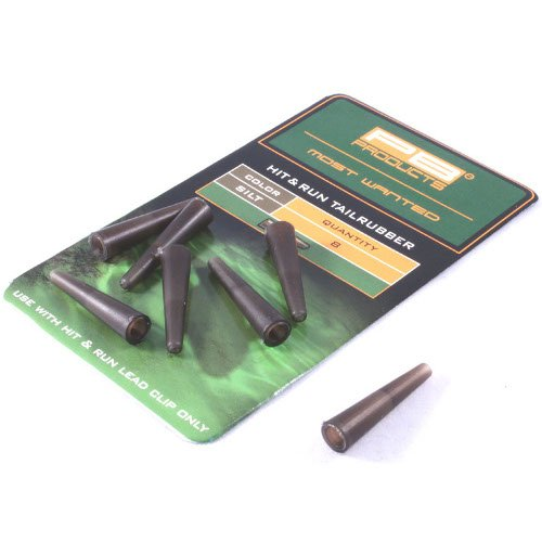 Конус для клипсы PB Products Hit & Run X-Safe Tailrubber Leadclip - Weed
